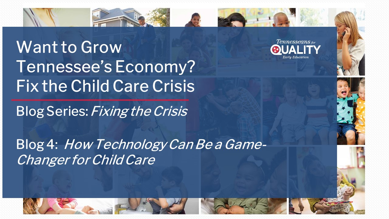How Technology Can Be A Game-Changer for Child Care