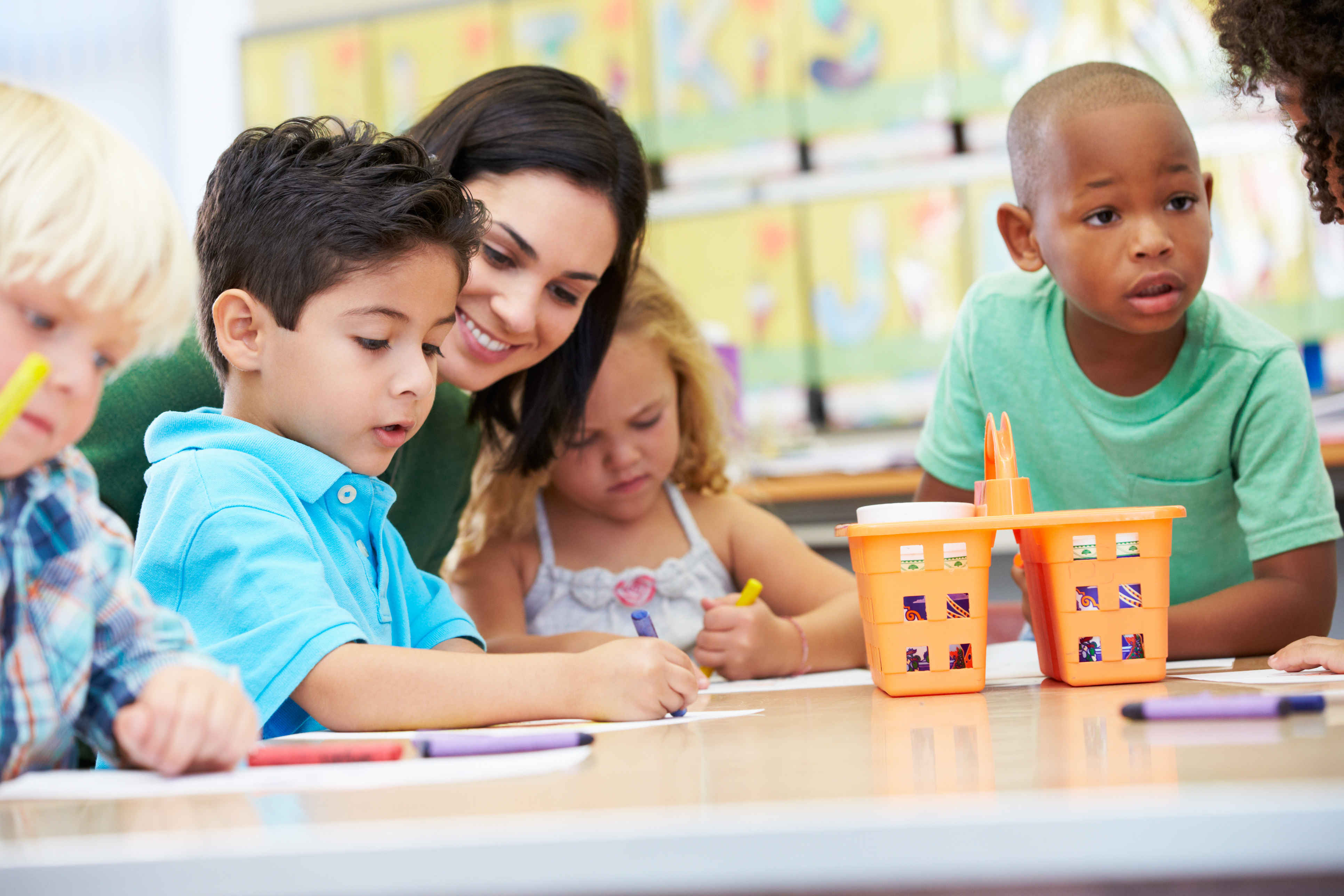 New study finds 'Sustaining Environments' Key to TN PreK students maintaining academic gains.